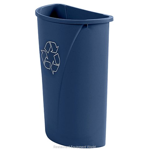 Carlisle 343021REC14 Waste Receptacle Recycle (Magnified)