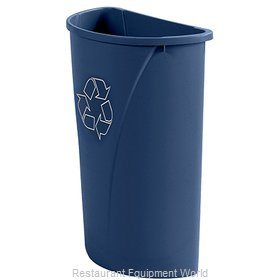 Carlisle 343021REC14 Recycling Receptacle / Container