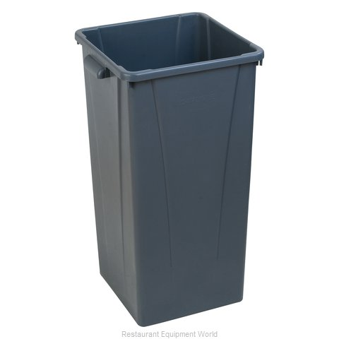 Carlisle 34352323 Trash Receptacle, Indoor