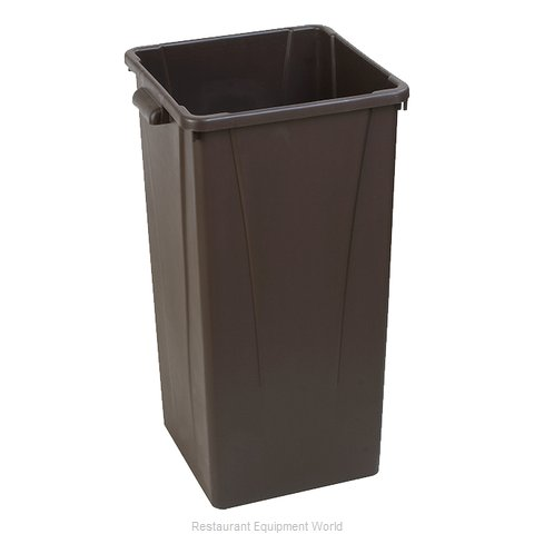 Carlisle 34352369 Trash Garbage Waste Container Stationary