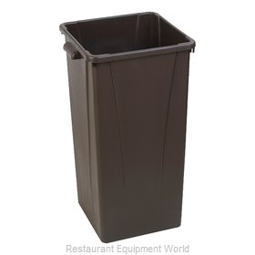 Carlisle 34352369 Trash Receptacle, Indoor