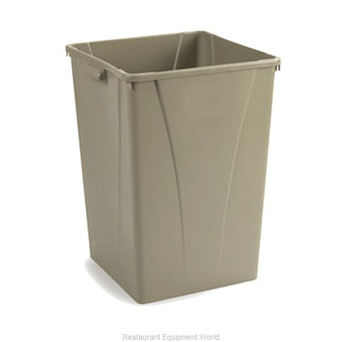 Carlisle 34393506 Trash Garbage Waste Container Stationary