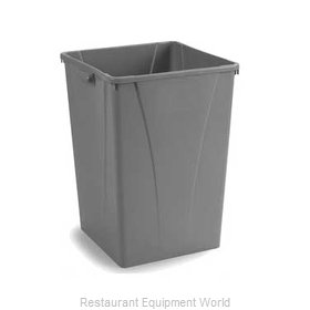Carlisle 34393523 Trash Receptacle, Indoor