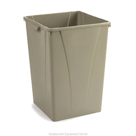 Carlisle 34395006 Trash Garbage Waste Container Stationary