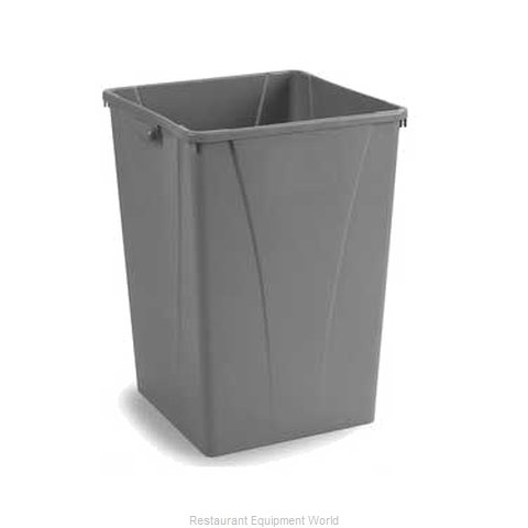 Carlisle 34395023 Trash Garbage Waste Container Stationary