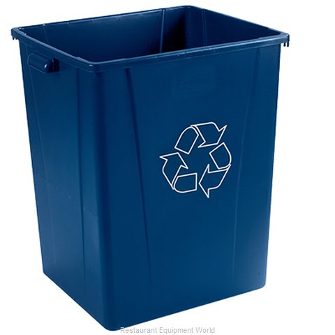 Carlisle 344056REC14 Waste Receptacle Recycle (Magnified)