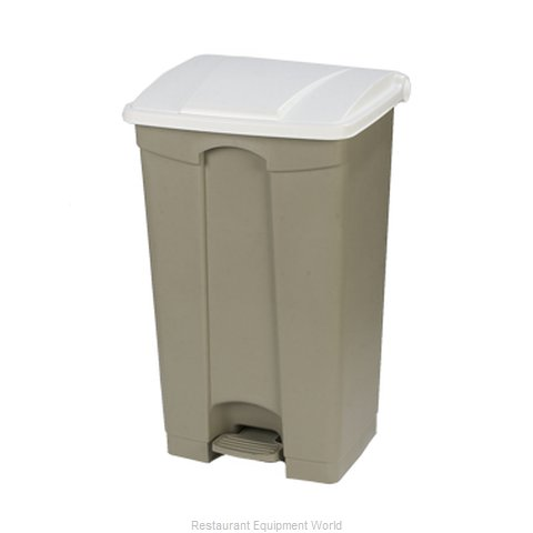 Carlisle 34614402 Trash Garbage Waste Container Stationary