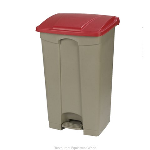 Carlisle 34614405 Trash Garbage Waste Container Stationary