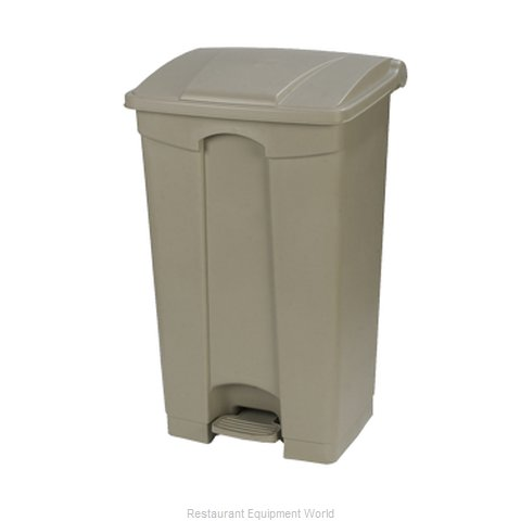Carlisle 34614406 Trash Garbage Waste Container Stationary