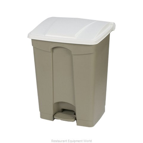 Carlisle 34614502 Trash Garbage Waste Container Stationary