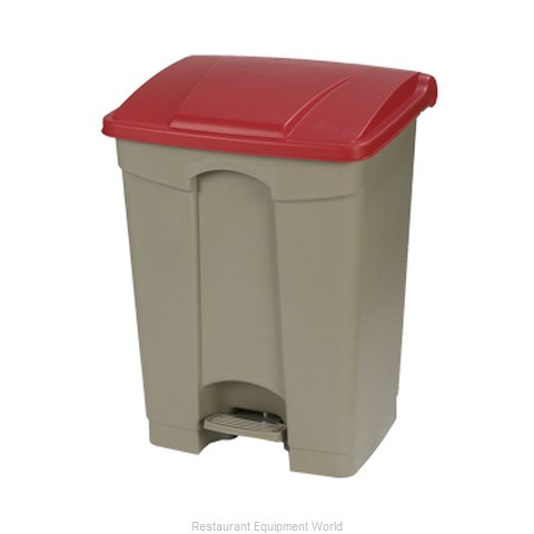 Carlisle 34614505 Trash Garbage Waste Container Stationary