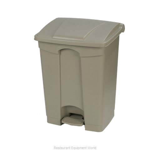 Carlisle 34614506 Trash Garbage Waste Container Stationary