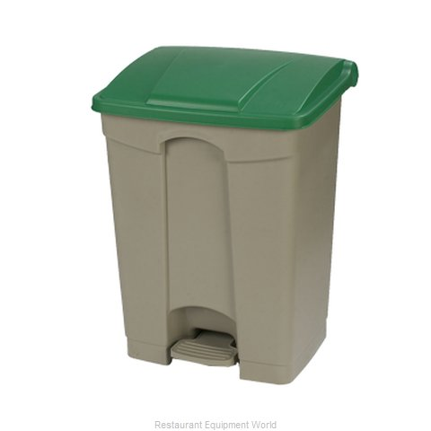 Carlisle 34614509 Trash Garbage Waste Container Stationary