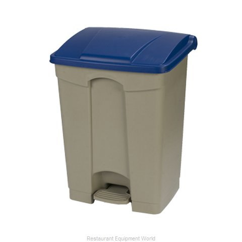 Carlisle 34614514 Trash Garbage Waste Container Stationary