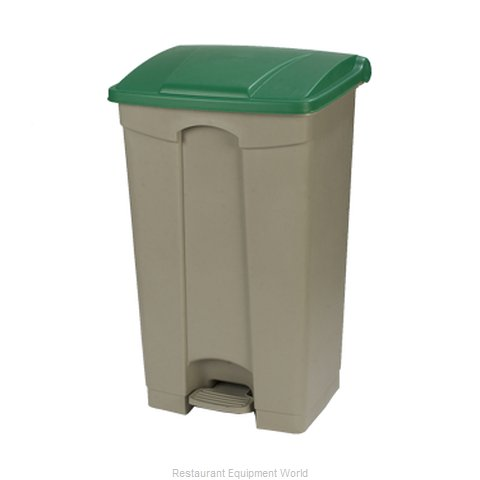 Carlisle 34614609 Trash Garbage Waste Container Stationary