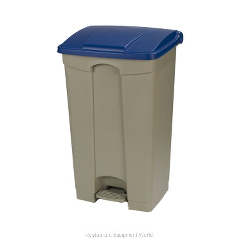 Carlisle 34614614 Trash Garbage Waste Container Stationary
