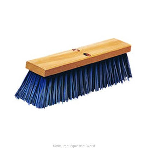 Carlisle 3611402414 Broom, Push