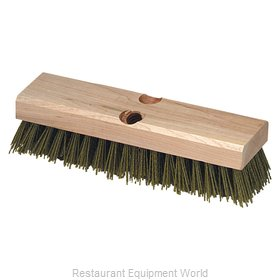 Carlisle 3619100 Brush, Floor