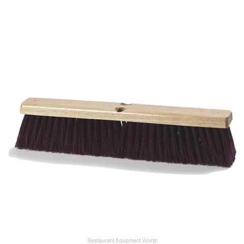 Carlisle 3621931800 Broom, Push