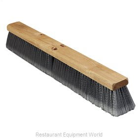 Carlisle 3621952423 Broom, Push