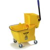 Carlisle 3690404 Mop Bucket Wringer Combination