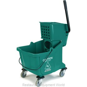 Carlisle 3690409 Mop Bucket Wringer Combination