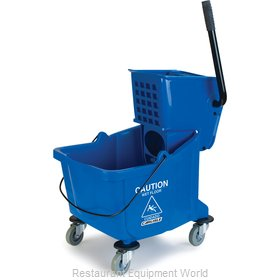 Carlisle 3690414 Mop Bucket Wringer Combination