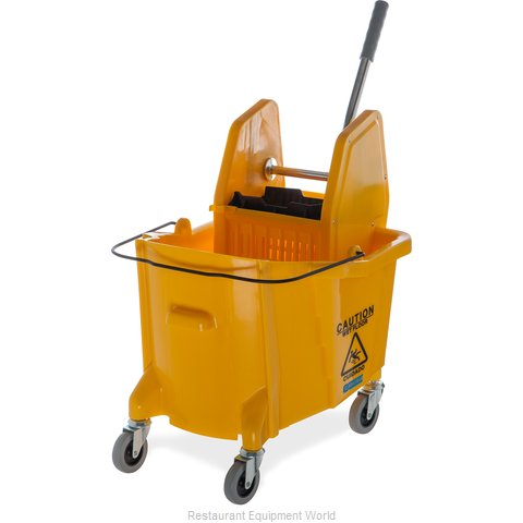 Carlisle 3690504 Mop Bucket Wringer Combination