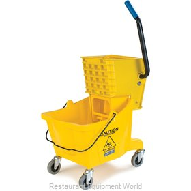 Carlisle 3690804 Mop Bucket Wringer Combination