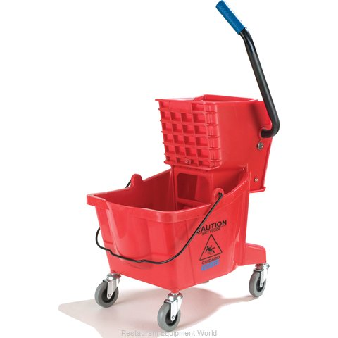 Carlisle 3690805 Mop Bucket Wringer Combination