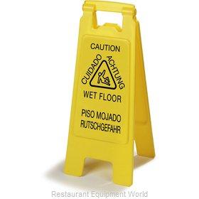 Carlisle 3690904 Sign, Wet Floor