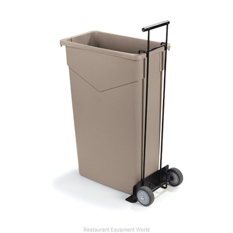 Carlisle 36920-103 Trash Receptacle, Dolly