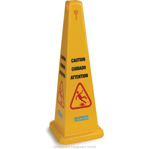Carlisle 3694104 Sign, Wet Floor