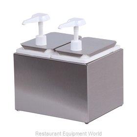 Carlisle 38502 Condiment Dispenser, Pump-Style