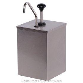 Carlisle 386010 Condiment Dispenser, Pump-Style