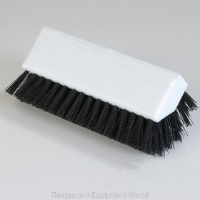 Carlisle 4042303 Brush, Floor