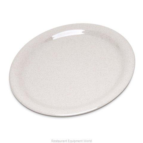 Carlisle 4300871 Plate, Plastic