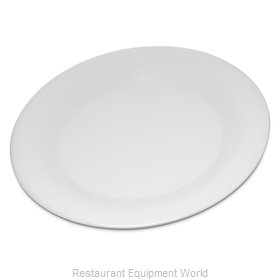 Carlisle 4301242 Plate, Plastic