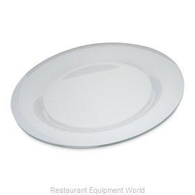 Carlisle 4302402 Plate, Plastic