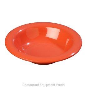 Carlisle 4304052 Soup Salad Pasta Cereal Bowl, Plastic