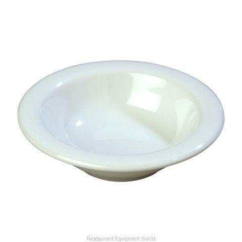 Carlisle 4304202 Fruit Dish, Plastic