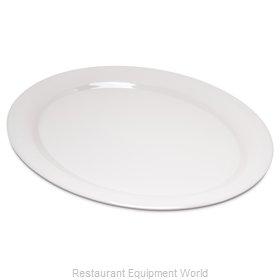Carlisle 4308042 Platter, Plastic