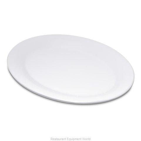 Carlisle 4308602 Platter, Plastic