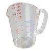Taza Medidora, Plástico <br><span class=fgrey12>(Carlisle 4314307 Measuring Cups)</span>