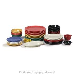 Carlisle 4350102 Plate, Plastic