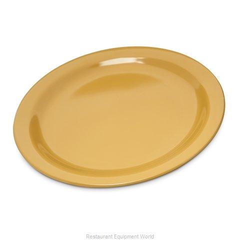 Carlisle 4350122 Plate, Plastic