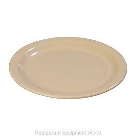 Carlisle 4350125 Plate, Plastic