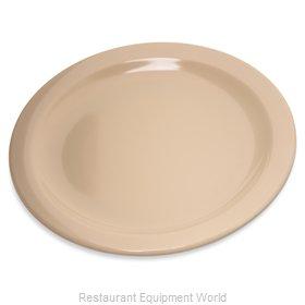 Carlisle 4350325 Plate, Plastic