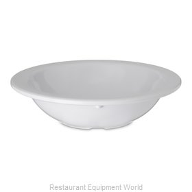 Carlisle 4352902 Grapefruit Bowl, Plastic
