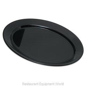 Carlisle 4356003 Platter, Plastic